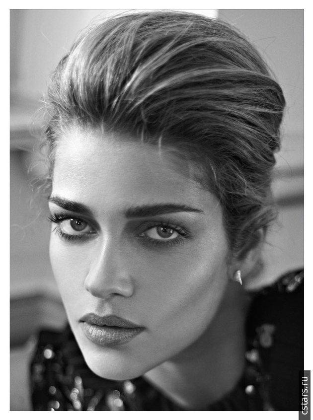 Ana Beatriz Barros Models Intimissimi in Madame Figaro