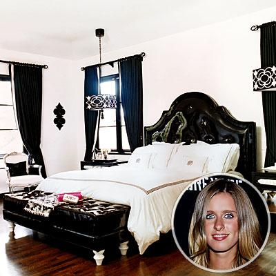 Спальня Ники Хилтон