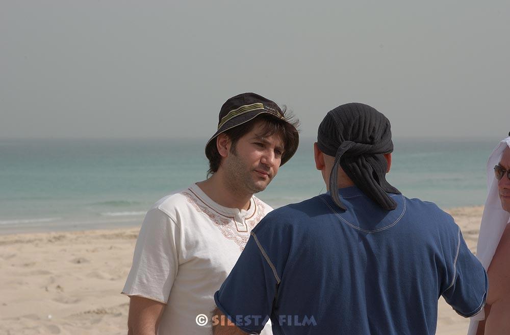 """Авраам Руссо: съемки клипа """"Просто любить тебя"""""""