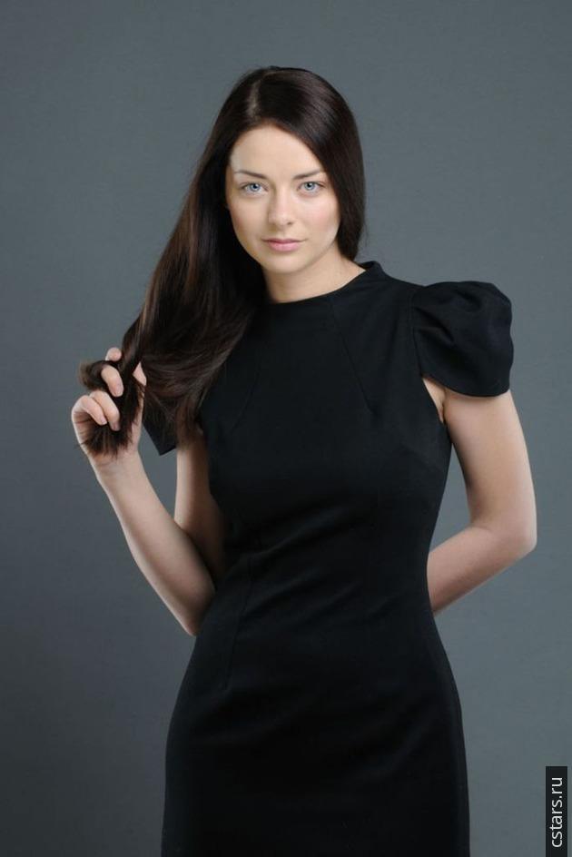 Марина Александрова в фотосессии Антона Соколова