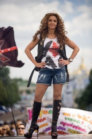Оксана Марченко (Oksana Marchenko)