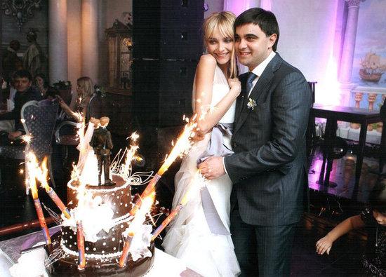 Свадьба Снежаны Онопки и Николая Щура
