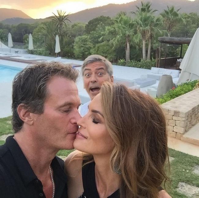 Неожиданный Клуни