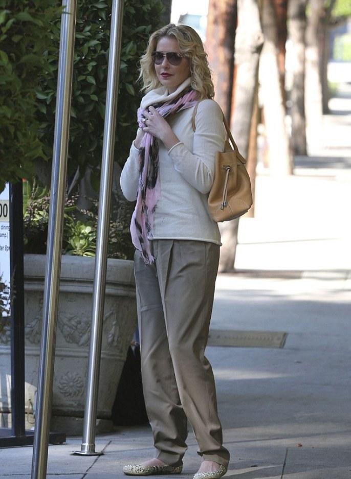 Кэтрин Хейгл и ее уличный стиль
