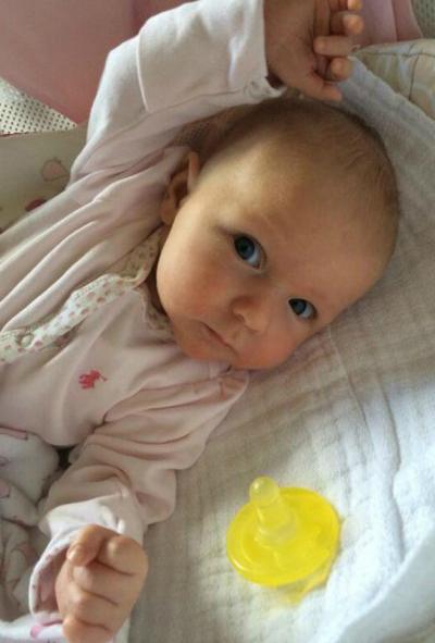 Первое фото дочери Эмили Блант и Джона Красински