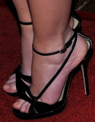 Звездная обувь Эмили Блант