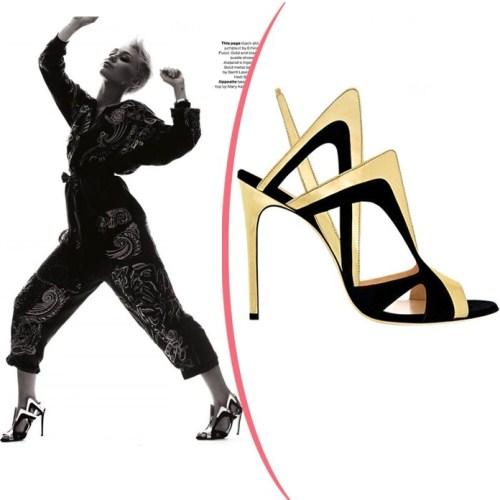 Звездная обувь Майли Сайрус