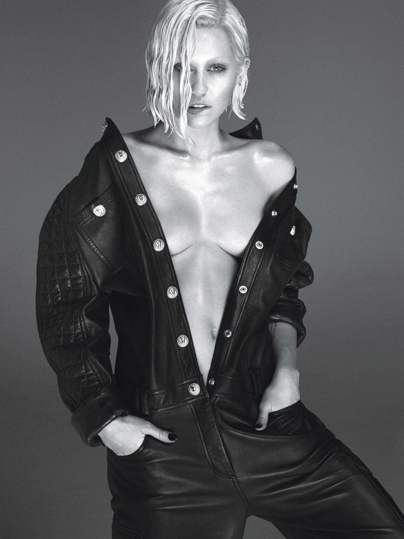 Майли Сайрус для W Magazine, март 2014