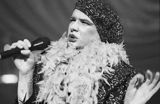 Верка Сердючка (Verka Serduchka) – Андрей Данилко (Andrei Danilko)