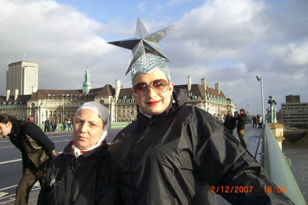 Верка Сердючка и ее мама
