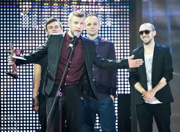 Победители премии YUNA-2013