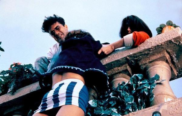 Кадры из фильмов режиссера Педро Альмодовара