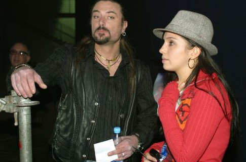 Евгения Тимошенко и Шон Карр