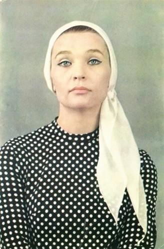 Светлана Светличная от юности до сегодня