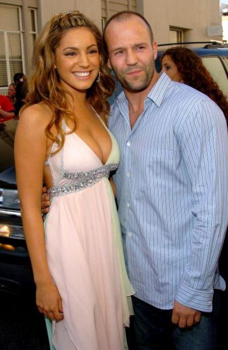 Джейсон стэйтем и его девушка фото