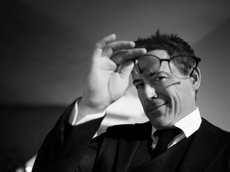 Роберт дауни мл для esquire uk ноябрь 2014
