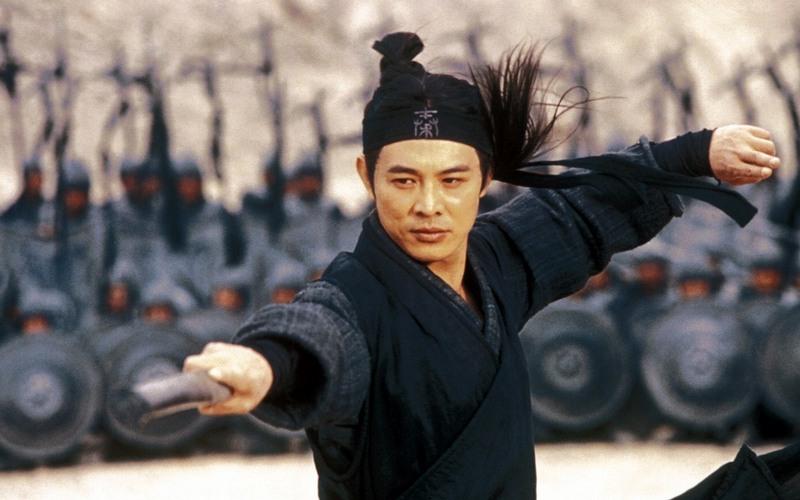 5 лучших ролей Джета Ли