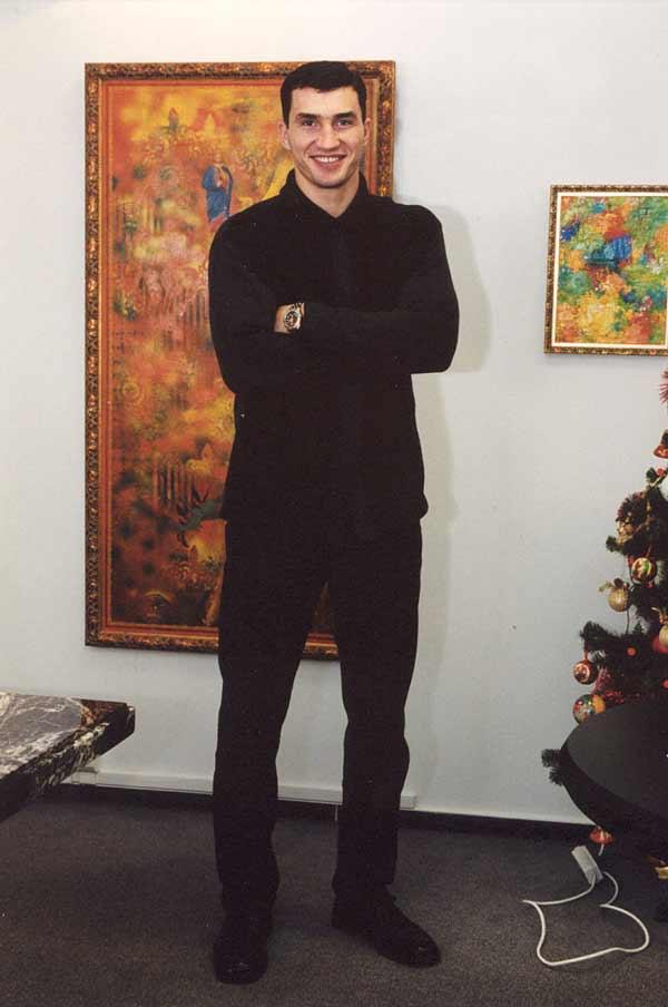 Владимир Кличко (Wladimir Klitschko)