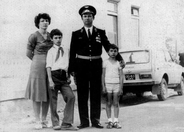 Родители братьев Кличко
