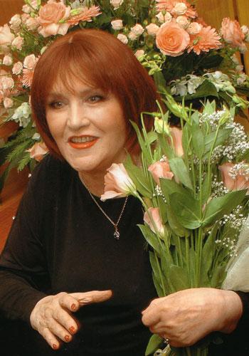 Нонна Мордюкова (Nona Mordukova)