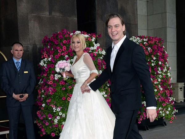 Самые яркие свадьбы знаменитостей в 2013 году