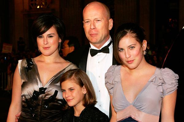 Дочь Брюса Уиллиса и Деми Мур: биография, личная жизнь и интересные факты