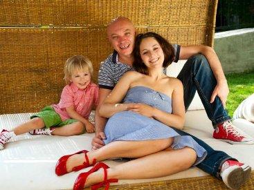 Звездные папы и мамы 2012 года