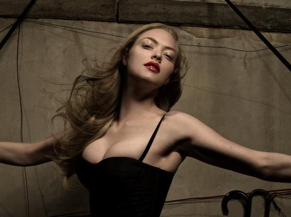 Аманда Сейфрид (Amanda Seyfried)