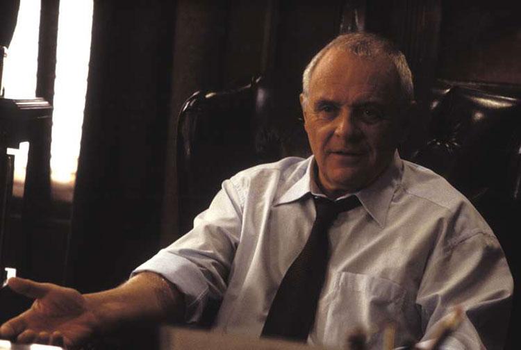 Энтони Хопкинс: кадры из фильмов