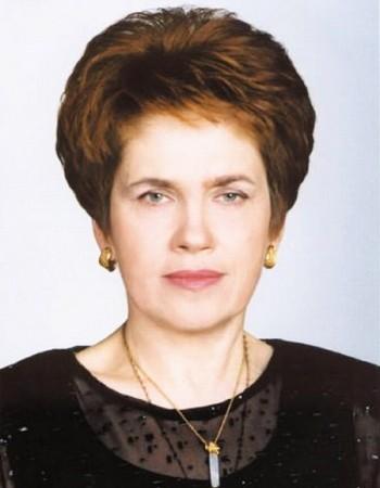 Людмила Янукович