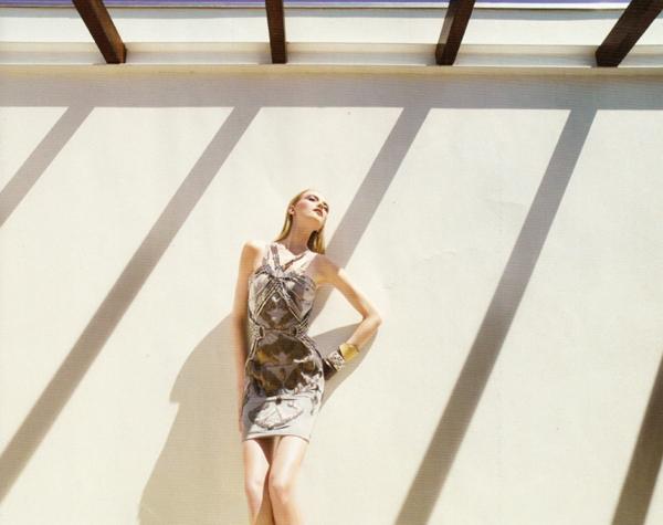 Очаровательная Влада Рослякова для «Vogue»