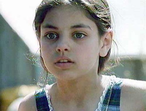 Мила Кунис: девочка женщина