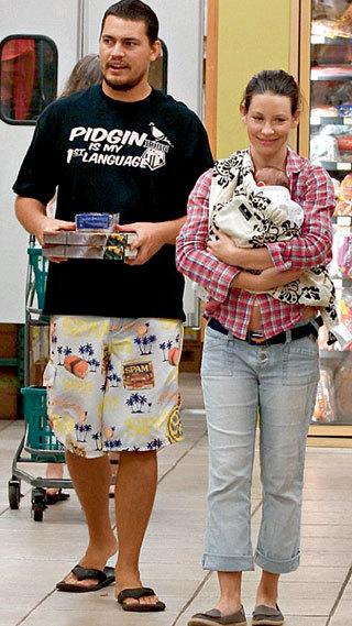 Знаменитые родители 2011 года
