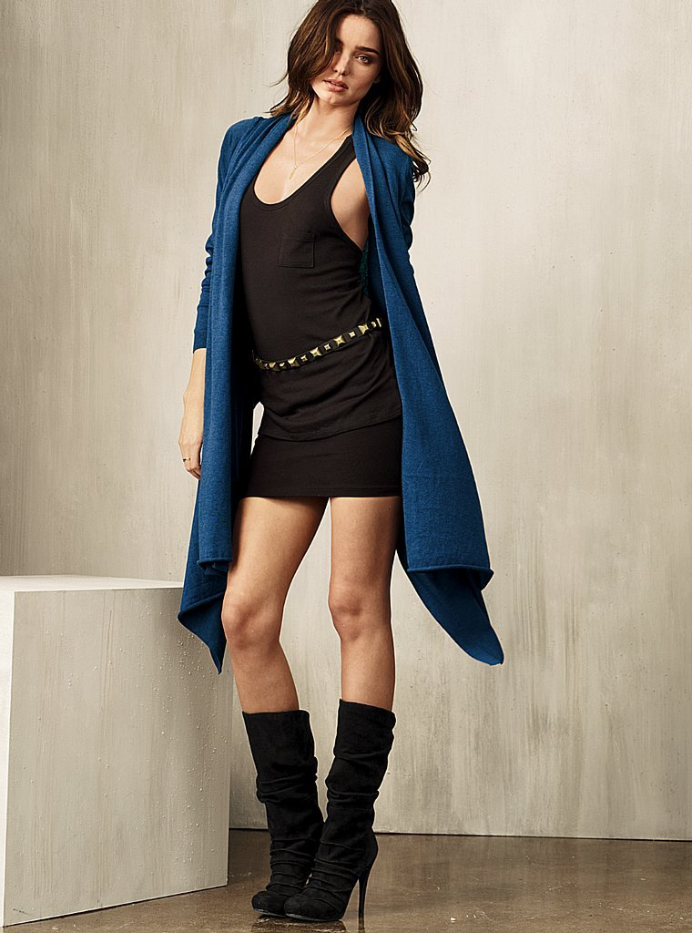 Миранда Керр для Victoria's Secret