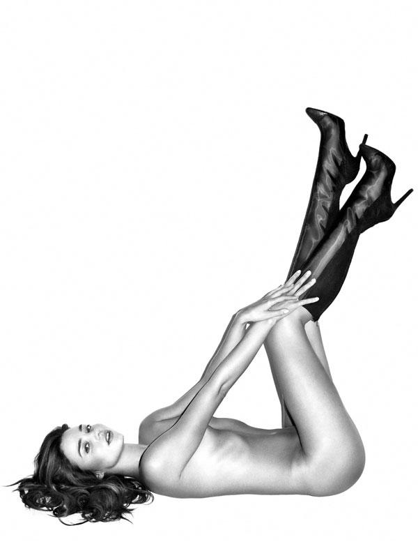 Миранда Керр в Harper's Bazaar US