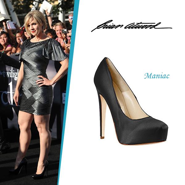 Звездная обувь Дженни Гарт