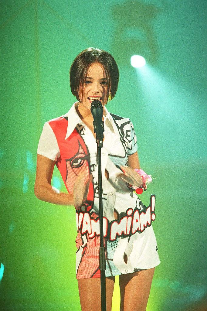 Ализе Жакоте на сцене