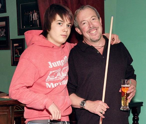 Андрей макаревич с сыном