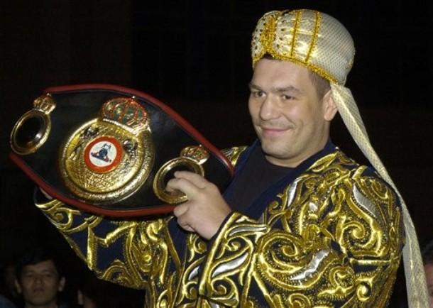 Руслан Чагаев (Ruslan Chagaev)