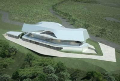 Symbiotic Villa от Заха Хадид