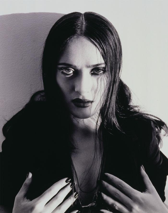 Сальма Хайек образца 1996 года