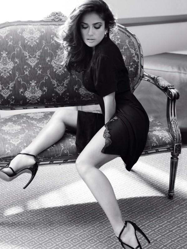 Сальма Хайек для Vogue Germany