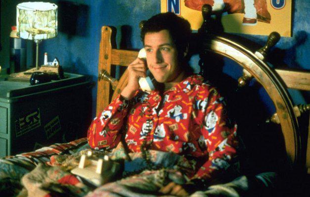Адам Сэндлер: кадры из фильмов