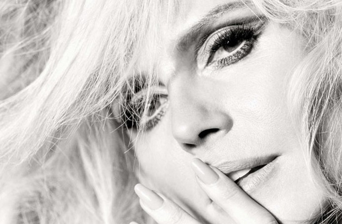 Хайди Клум для Vogue Italia, июль 2015