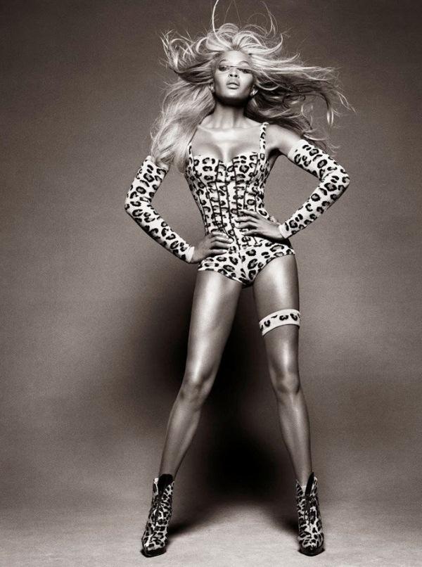 Наоми Кэмпбелл для Vogue Brazil