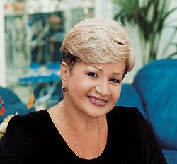 Долорес Кондрашова (Dolores Kondrashova)