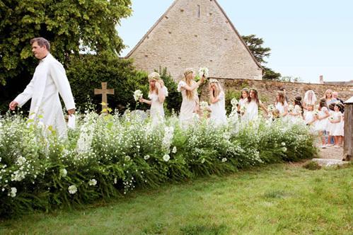 Свадьба Кейт Мосс