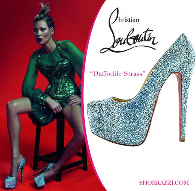 Звездная обувь Кейт Мосс