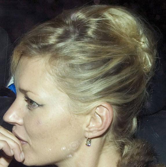 Прически Кейт Мосс