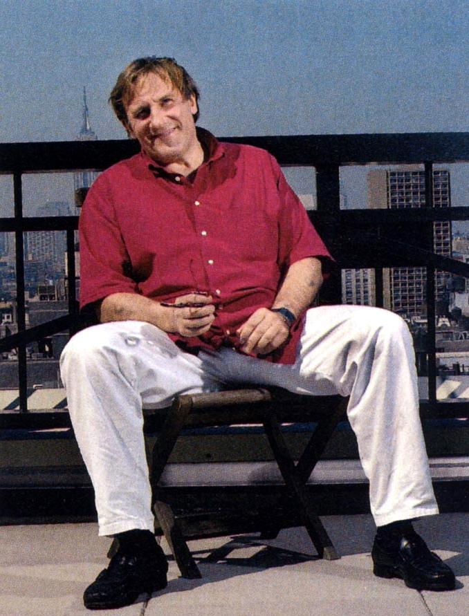 Жерар Депардье (Gerard Depardieu)